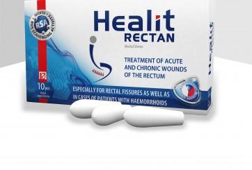 Healit rectan có thực sự tối ưu cho những vết thương  Tại hậu môn, trực tràng?