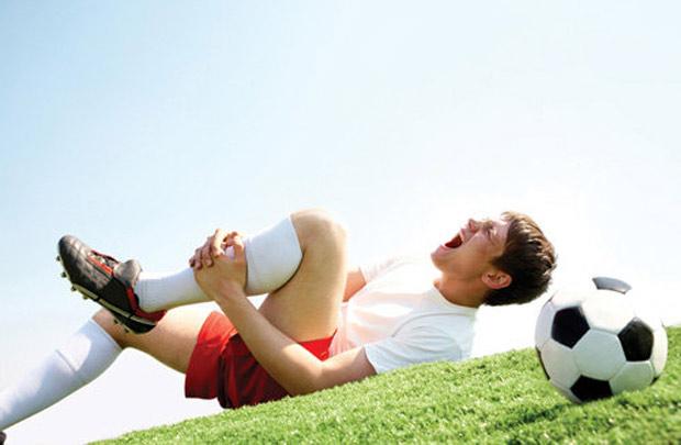 Chấn thương khi chơi thể thao